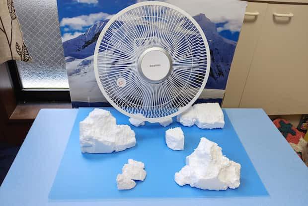 扇風機 夏 涼しい ひんやり クーラー エアコン 節約 タウンワークマガジン